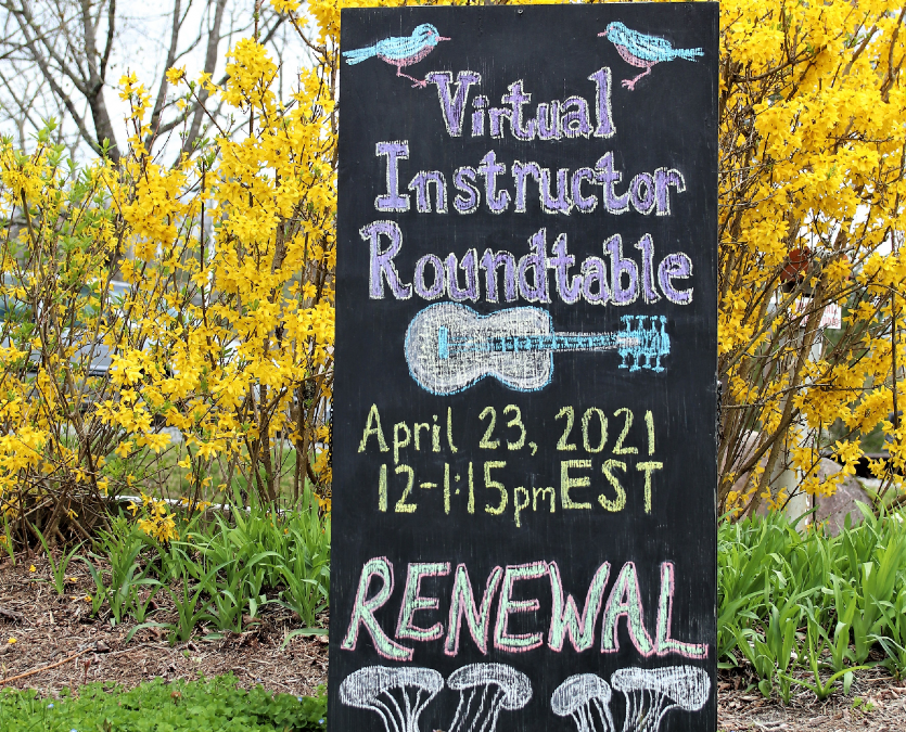 Arrowmont School of Crafts: Renewal A round table discussion.